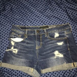 Ripped Shorts lightly used